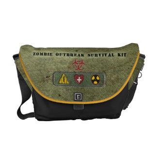 Zombie-Ausbruch-Überlebensausrüstung