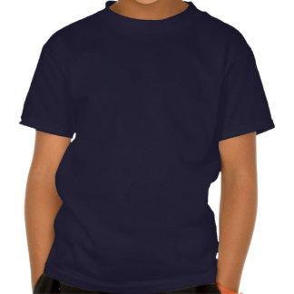 Zombie-Baby-blauer Junge T-Shirts