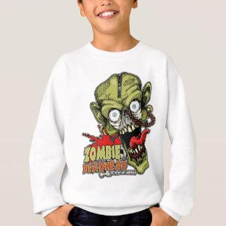 Zombie-blinder Passagier 01 Sweatshirt