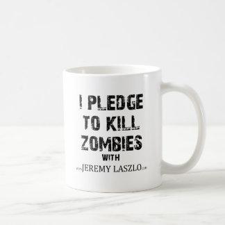 Zombie-Bürgschaft Merch Kaffeetasse