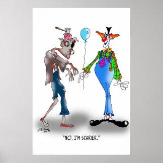 Zombie-Cartoon 9373 Poster