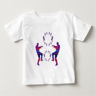 ZOMBIE-DA-NCE-Muster LUSTIGES CARTOON-COMIC Hemden