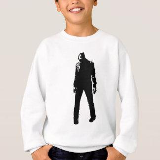 Zombie-Ebenen-Entwurf Sweatshirt