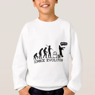 Zombie-Evolution Sweatshirt