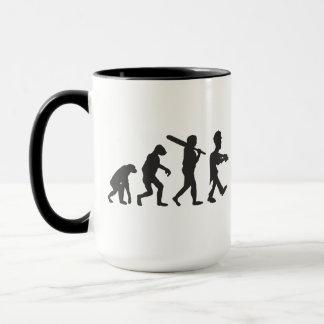 Zombie-Evolution Tasse