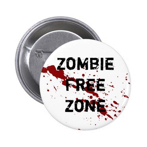 Zombie-Freihafengebiet Button