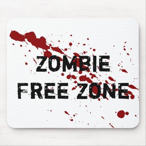 Zombie-Freihafengebiet Mauspads