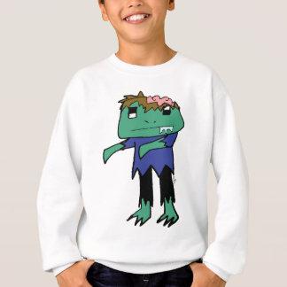 Zombie-Frosch Sweatshirt