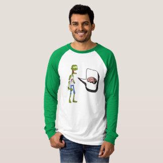 Zombie-Gehirne T-Shirt