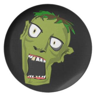 Zombie-Geschenke Teller