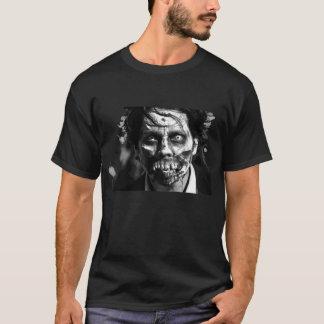 Zombie-Gesicht 7 T-Shirt