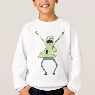 Zombie-Haifisch Sweatshirt