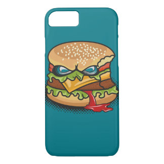 Zombie-Hamburger iPhone 7 Fall iPhone 8/7 Hülle