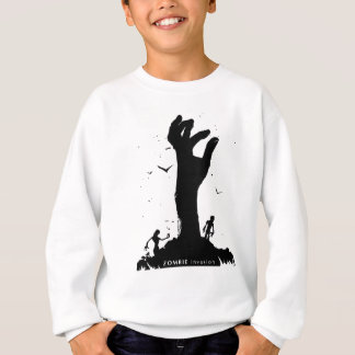 Zombie-Hand Sweatshirt