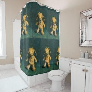 Zombie-Häschen-Duschvorhänge Duschvorhang