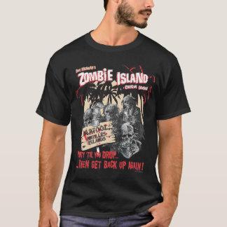 Zombie-Insel-Bar-T - Shirt