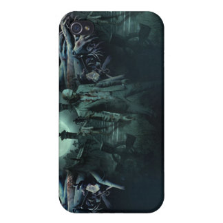 Zombie iPhone Fall iPhone 4/4S Case