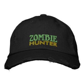 Zombie-Jäger Bestickte Kappen