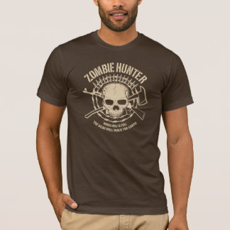 Zombie-Jäger T-Shirt