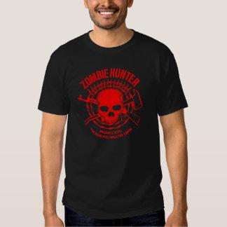Zombie-Jäger T-Shirts