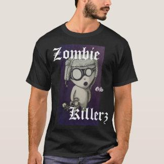 Zombie Killerz pilotz Geist-Gruppe T-Shirt