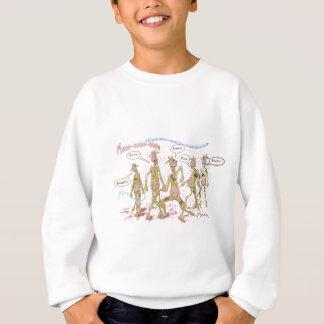 Zombie-Kühe Sweatshirt