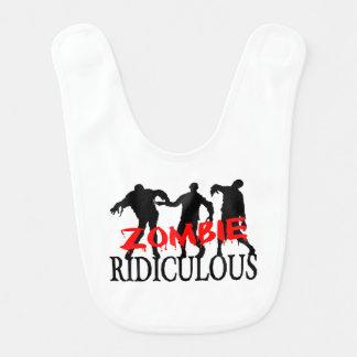 Zombie lächerlich lätzchen