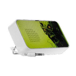 Zombie-Lautsprecher (Grün) Mini Speaker