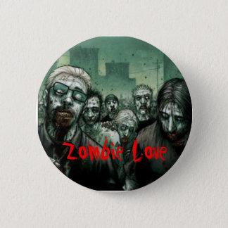 Zombie-Liebe Runder Button 5,1 Cm