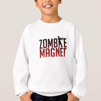 ZOMBIE-MAGNET-Shirt - wählen Sie Art u. Farbe Sweatshirt