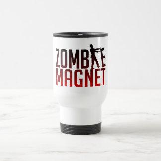 ZOMBIE-MAGNET-Tasse - wählen Sie Art u. Farbe Edelstahl Thermotasse