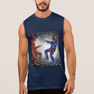 ZOMBIE Mond TANZ Ärmelloses Shirt