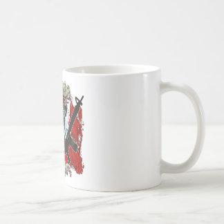 Zombie-Mörder 4 Kaffeetasse