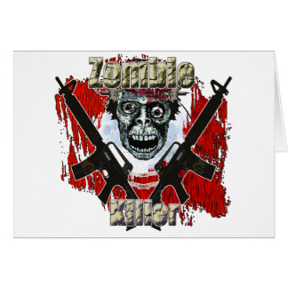 Zombie-Mörder 4 Karte