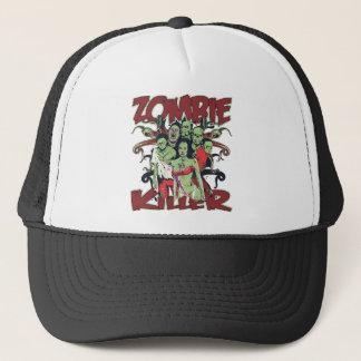 Zombie-Mörder Truckerkappe