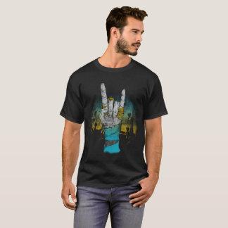 Zombie-Musik-Rockkonzert, T-Shirt