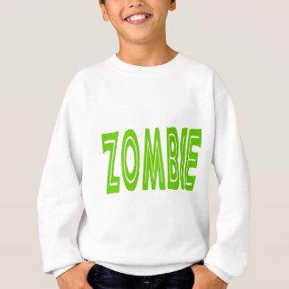 Zombie mutig sweatshirt