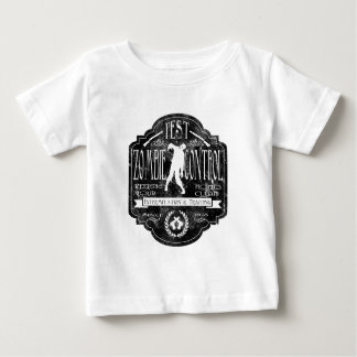 Zombie Pest Control Baby T-shirt