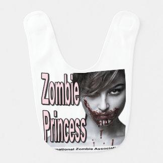 Zombie-Prinzessin Lätzchen
