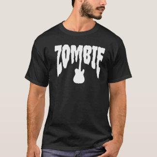 Zombie schaukelt | Gitarre T-Shirt