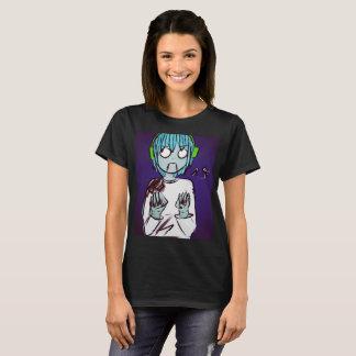 Zombie scherzt Shirt: Gamer-Junge T-Shirt