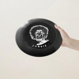 ZOMBIE Schwarzes u. Weiß Wham-O Frisbee