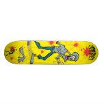 Zombie-Skateboard Skateboard Deck