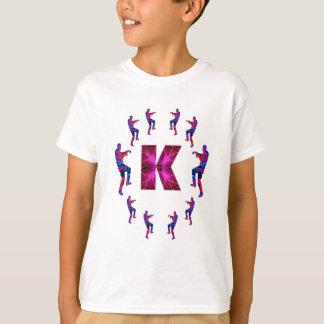 ZOMBIE Tanzen mit Alphabeten: A bis Z T-Shirt