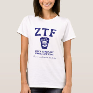Zombie-Task Force T-Shirt
