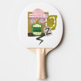 Zombie-TassePing Pong Schläger Tischtennis Schläger