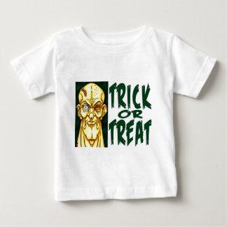 Zombie-Typ Trick-oder-Leckerei Baby T-shirt