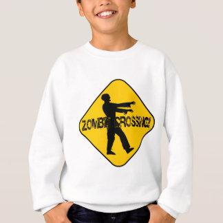 Zombie-Überfahrt Sweatshirt