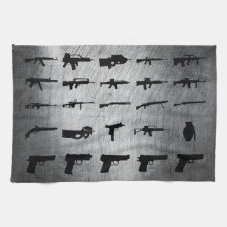 Zombie-Überlebensausrüstung Handtücher