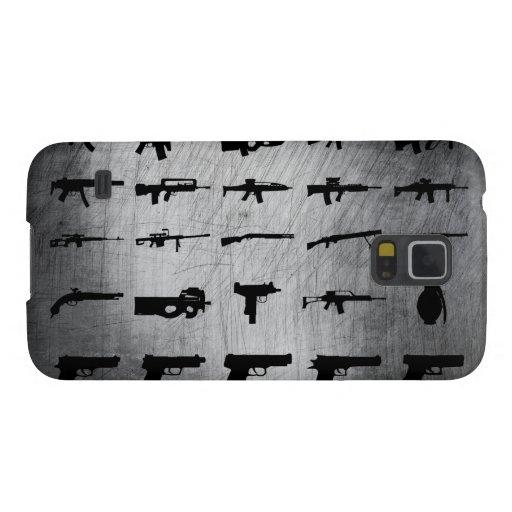 Zombie-Überlebensausrüstung Galaxy S5 Hüllen